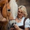 """Wahre Freundschaft"", Haflinger Mailänder, Ivonne Hellenbrand"