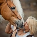 Freundschaft, Pferd, Behinderung, Reiten